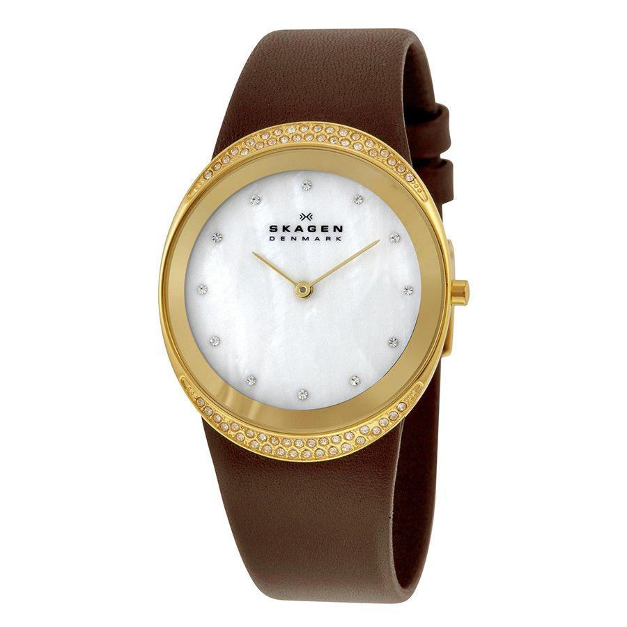 Ceas de damă Skagen 452LGLD