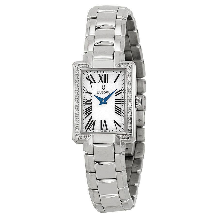 Ceas de damă Bulova Fairlawn 96R160