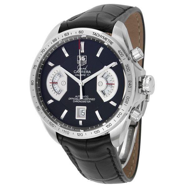 Ceas bărbătesc Tag Heuer Grand Carrera CAV511A.FC6225