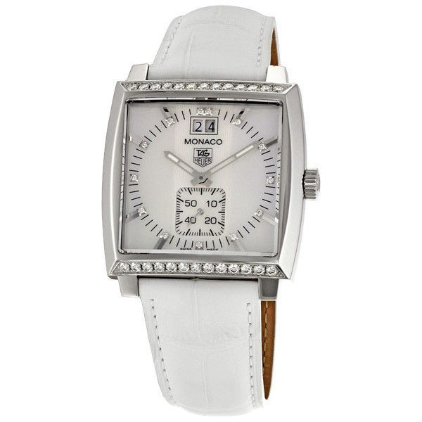 Ceas de damă Tag Heuer Monaco WAW1313.FC6247