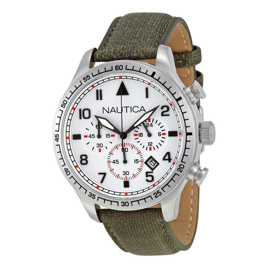 Ceas bărbătesc Nautica A16580G