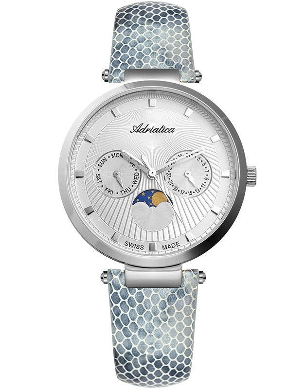 Ceas de dama Adriatica Moonphase for Her A3703.5243QF