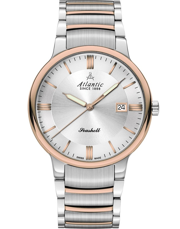 Ceas barbatesc Atlantic Seashell 66355.43.21R