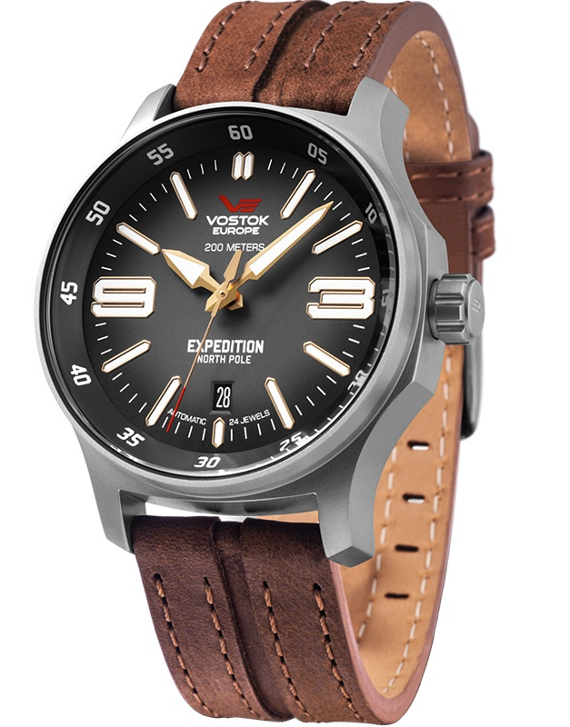 Ceas barbatesc Vostok Europe Expedition NH35A/592A555