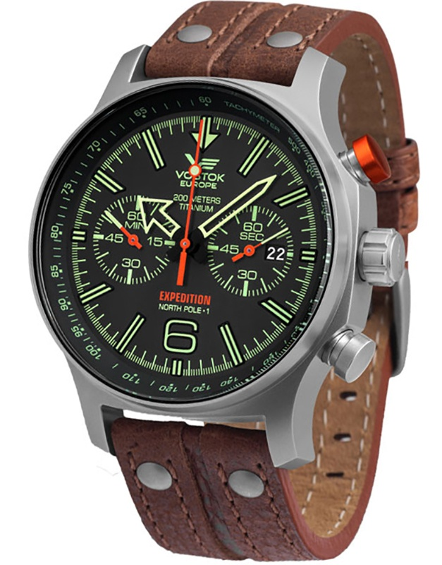 Ceas barbatesc Vostok Europe Expedition 6S21/595H299