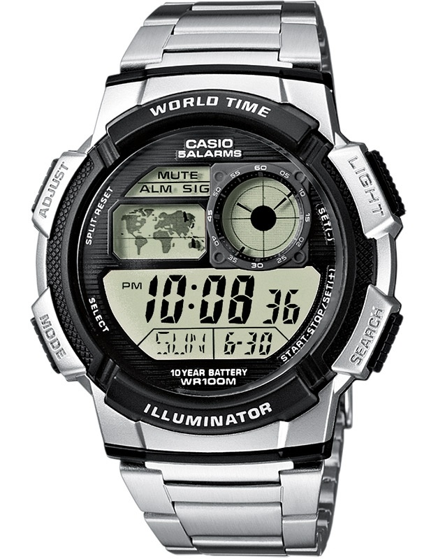 Imagine Ceas Barbatesc Casio Collection Ae - 1000wd 1avef
