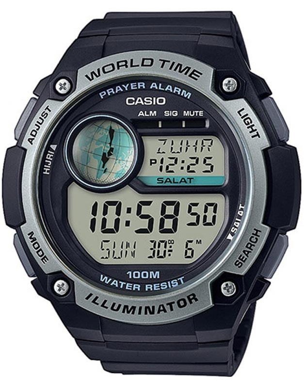 Imagine  Ceas Barbatesc Casio Collection Cpa - 100 1avef