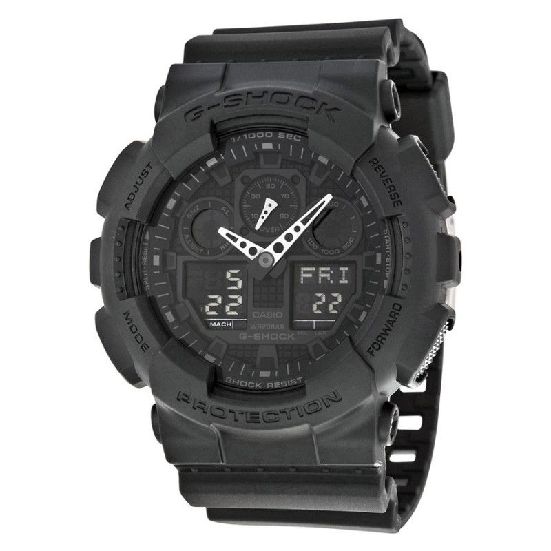 Ceas barbatesc Casio G-Shock GA100-1A1CR