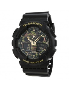 Ceas barbatesc Casio G-Shock GA100CF-1A9CR