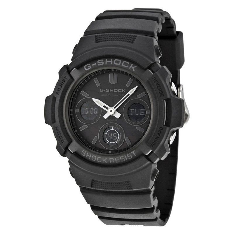 Ceas barbatesc Casio G-Shock AWGM100B-1A
