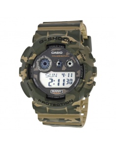 Ceas barbatesc Casio G-Shock GD120CM-5CR
