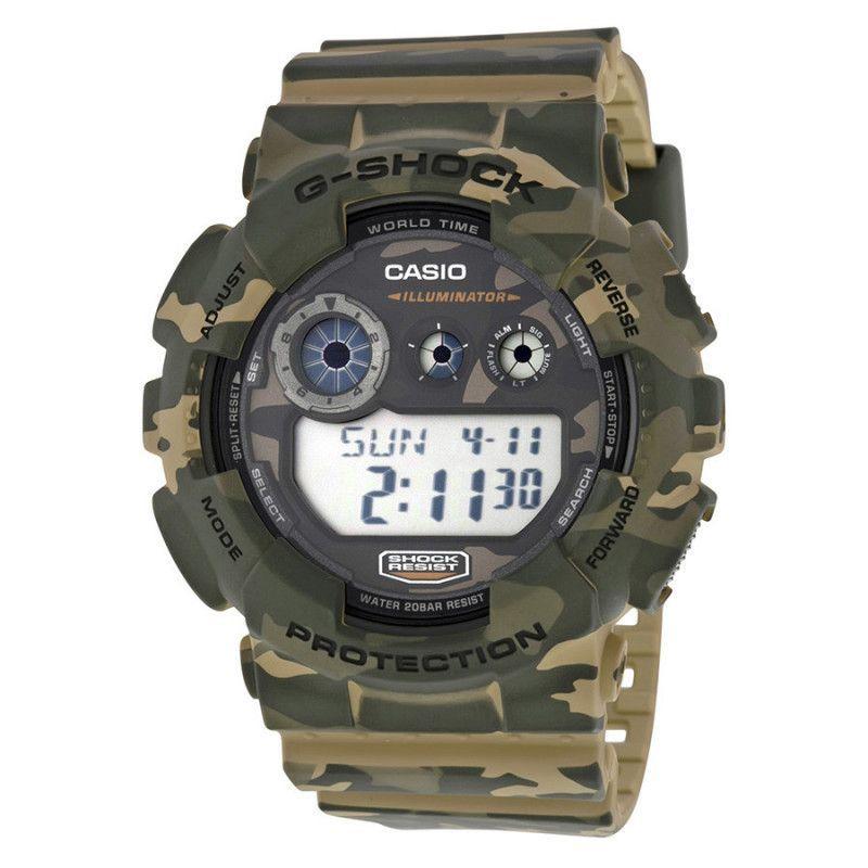 Ceas barbatesc Casio G-Shock GD120CM-5CR