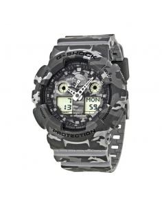 Ceas barbatesc Casio G-Shock GA100CM-8ACR