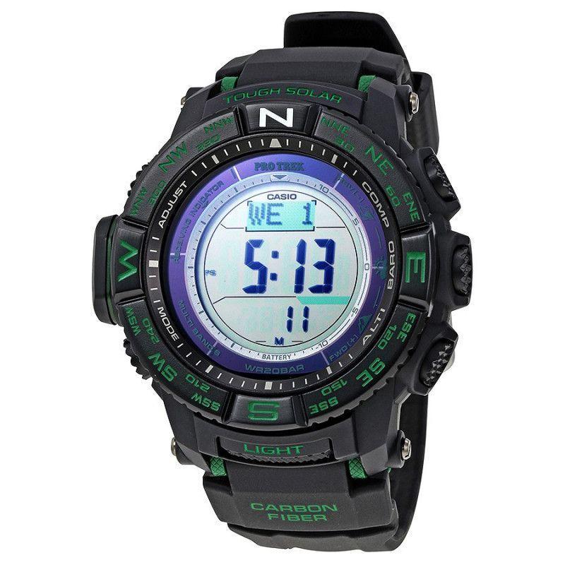 Ceas barbatesc Casio Pro Trek PRWS3500-1D