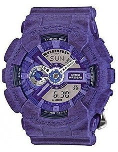 Ceas de dama Casio G-Shock GMAS110HT-6ACR
