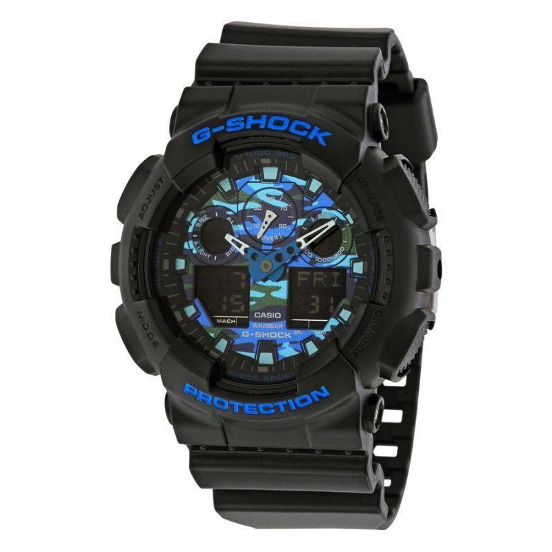 Ceas barbatesc Casio G-Shock GA100CB-1A