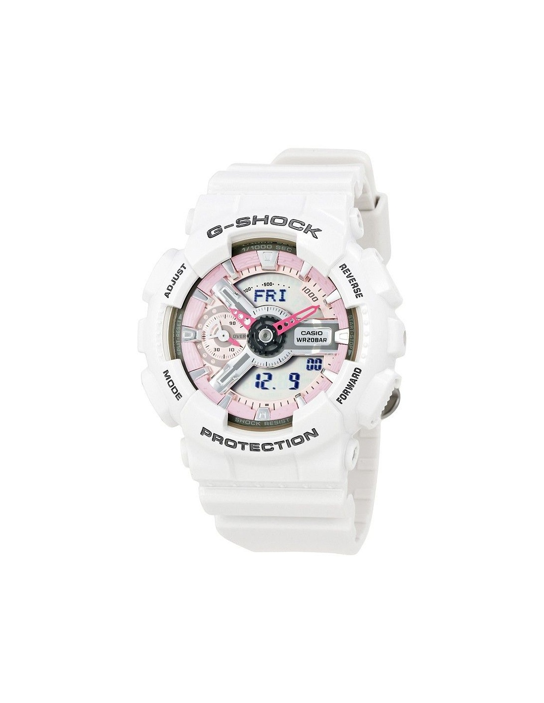 394b581c58c1 Ceas de dama Casio G-Shock GMAS110MP-7A