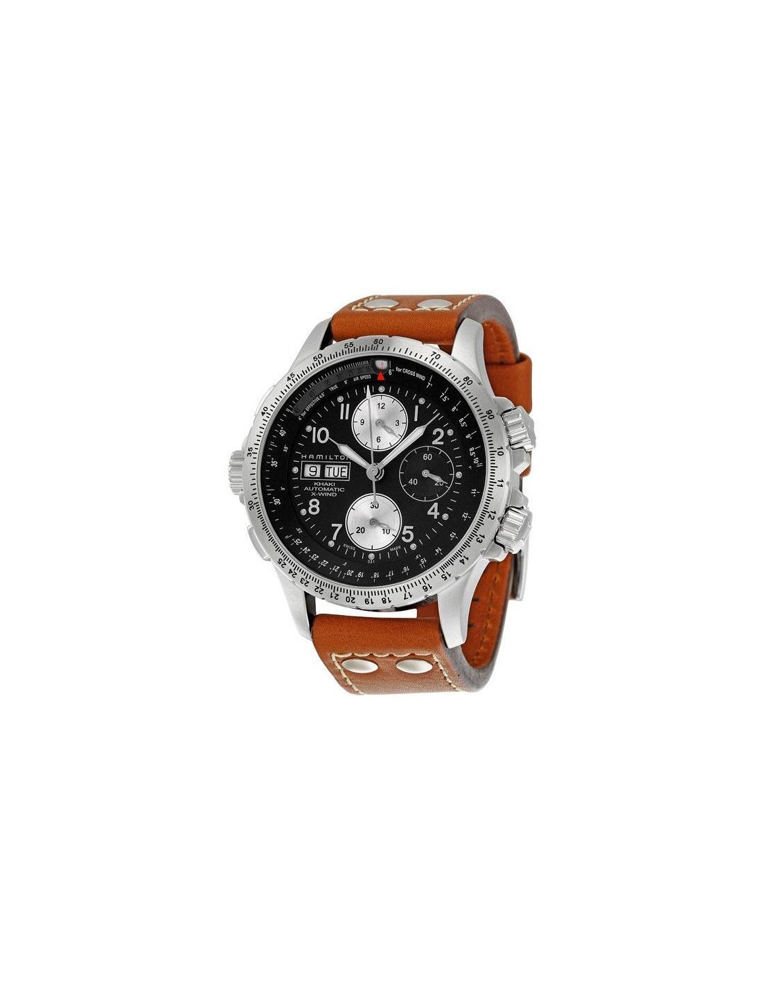 Ceas bărbătesc Hamilton Khaki H77616533