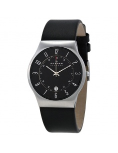 Ceas barbatesc Skagen Leather 233XXLSLB