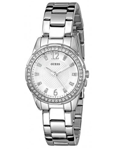 Ceas de dama Guess Feminine Silver-Tone U0445L1