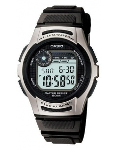 Ceas barbatesc Casio W-213-1AV