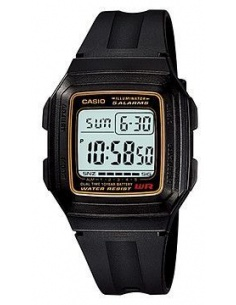 Ceas barbatesc Casio Multi-Function F201WA-9A