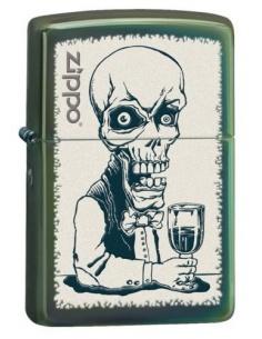 Bricheta Zippo Skeleton Bartender 28679