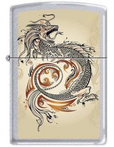 Bricheta Zippo 2916 Dragon Tattoo