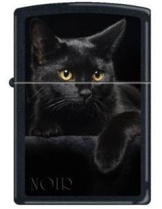 Bricheta Zippo 5134 Black Cat