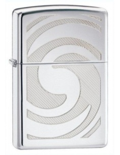 Bricheta Zippo Swirl-3D Abstract 28286