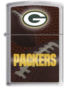 Bricheta Zippo Green Bay Packers 2554