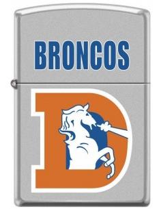 Bricheta Zippo Denver Broncos-Retro 6775