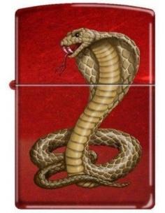 Bricheta Zippo Cobra Snake 8951