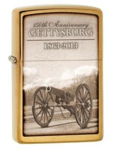 Bricheta Zippo Gettysburg 150th Anniversary 28506