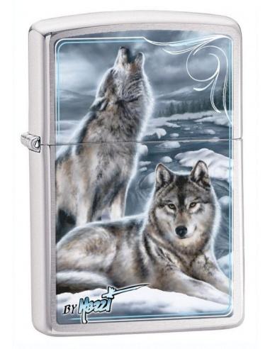 Bricheta Zippo Mazzi-Winter Wolves 28002