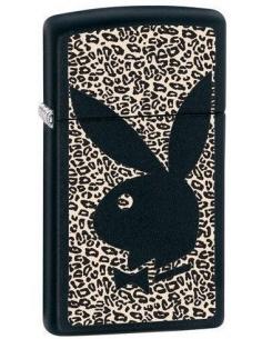 Bricheta Zippo Playboy Bunny Logo 28430