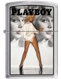 Bricheta Zippo Playboy Cover-June 1976 4751