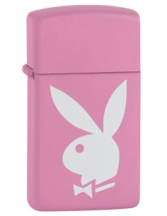 Bricheta Zippo Playboy Bunny Logo 20831