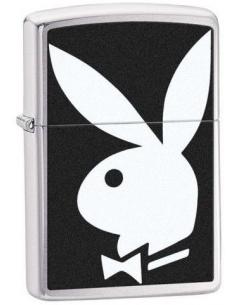 Bricheta Zippo Playboy Bunny Logo 28269