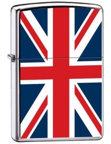 Bricheta Zippo United Kingdom Flag 7961