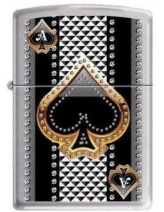 Bricheta Zippo 7951 Ace of Spades