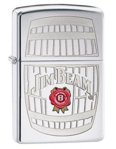 Bricheta Zippo Jim Beam Barrel 28421