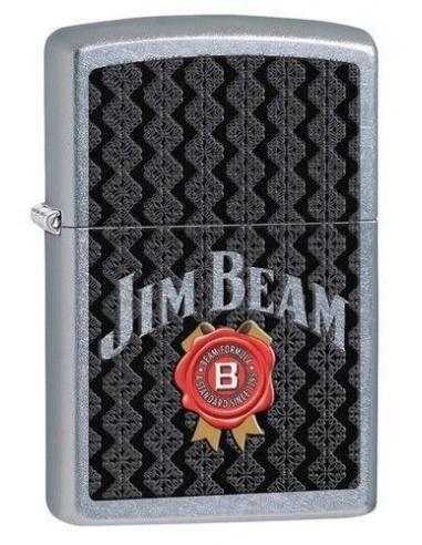 Bricheta Zippo Jim Beam Logo 28420