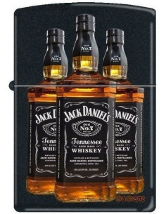 Bricheta Zippo Jack Daniels Old No. 7-Bottle 9170