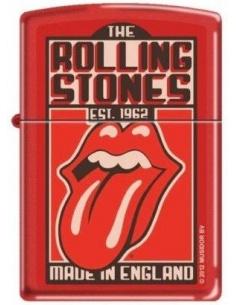 Bricheta Zippo Rolling Stones-Tongue Logo 9677