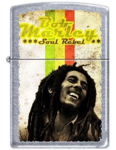 Bricheta Zippo Bob Marley-Soul Rebel 4810