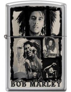 Bricheta Zippo Bob Marley 5659