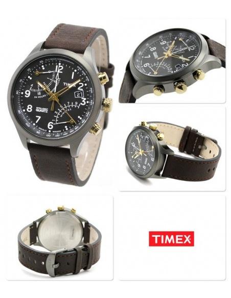Ceas barbatesc Timex Fly-Back Chronograph T2N931