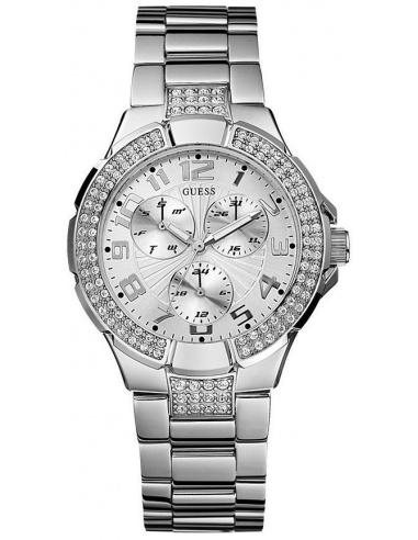 Ceas de dama Guess Silver G12557L