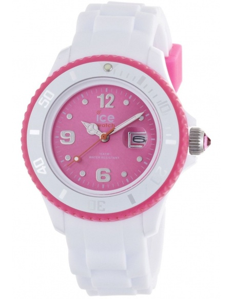 Ceas de dama Ice-Watch White SI.WP.S.S.11